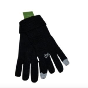 Kate Spade Touch Embellished Crystal Ring Glove